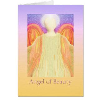 Engel der Schönheit Karte