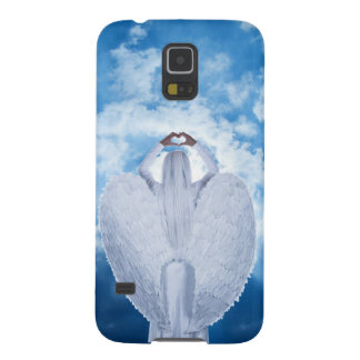 Engel in den Wolken Samsung Galaxy S5 Cover