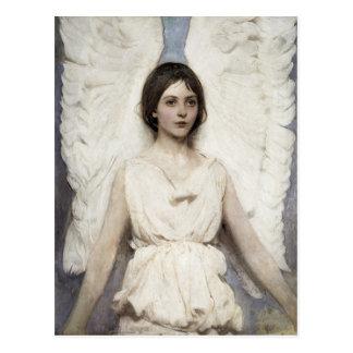 Engel Postkarte