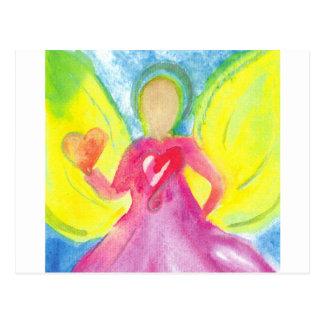 Engel von Dankbarkeit 2.png Postkarten