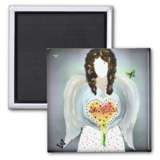 Engel von Güte Quadratischer Magnet