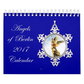 Engel von Kalender Berlins 2017
