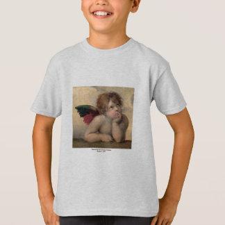 Engel von Sistine Madonna durch RAPHAEL T-Shirt