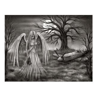 Engel von Soulen Postkarte