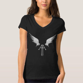 Engels-Anatomie-Logo-Shirt (Frauen) T-shirt