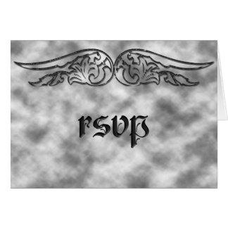 Engels-Flügel-Bonbon 16 Geburtstag UAWG Karten
