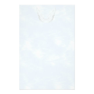 Engels-Flügel Briefpapier