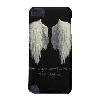 Engels-Flügel und Zitat iPod Touch 5G Hülle