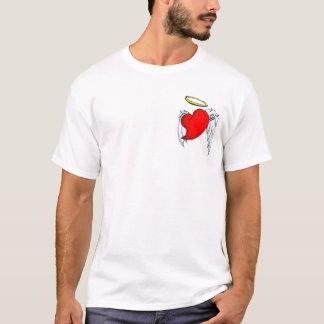 Engels-Herz T-Shirt