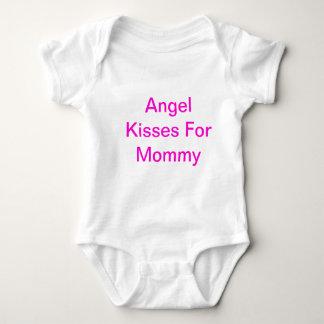 Engels-Küsse für Mama Baby Strampler