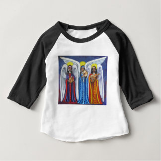 Engels-Musik-Trio Baby T-shirt