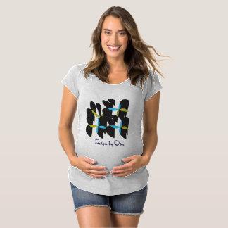 Engels-Mutterschafts-T - Shirt