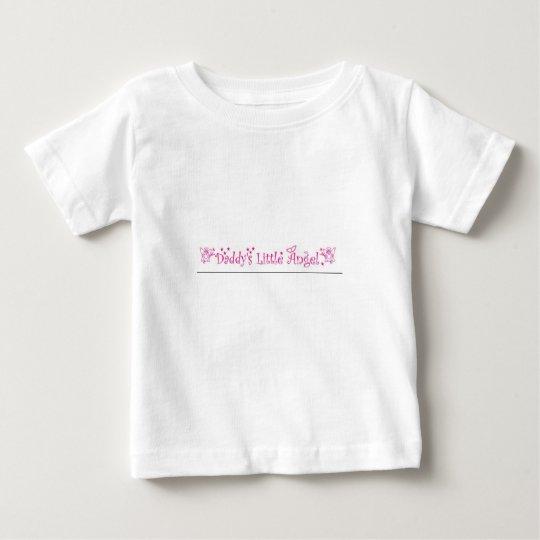 Engels-Shirt das lil des Vatis Baby T-shirt