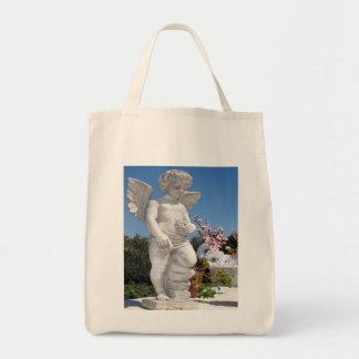 Engels-Statue Taschen