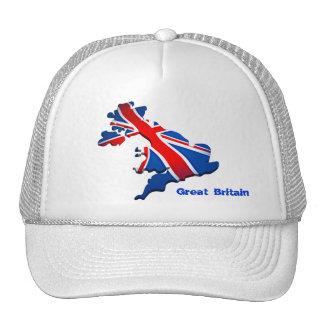 England-Flagge Retrokultmütze