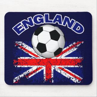 ENGLAND-FUSSBALL MOUSEPAD