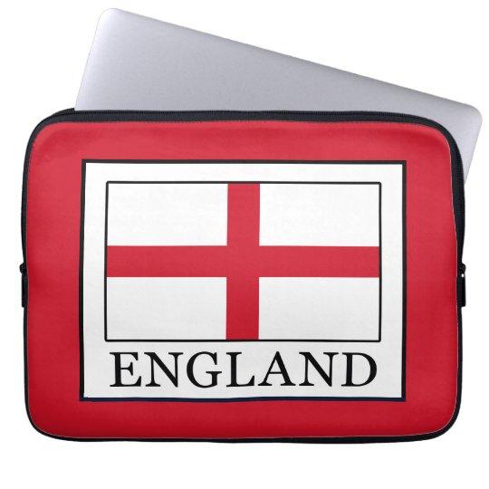 England Laptop Sleeve