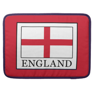 England MacBook Pro Sleeve