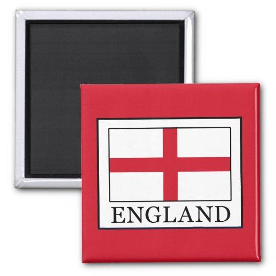 England Quadratischer Magnet