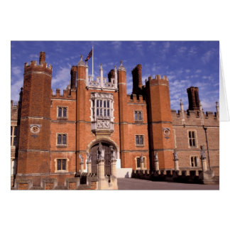 England, Surrey, Hampton Court-Palast. 3 Karte