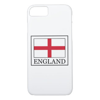 England-Telefonkasten iPhone 7 Hülle