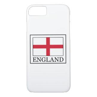 England-Telefonkasten iPhone 8/7 Hülle