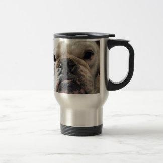 Englische Bulldogge Reisebecher
