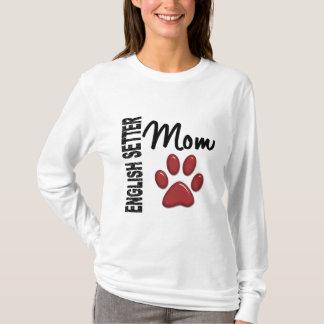 Englischer Setzer-Mamma 2 T-Shirt