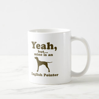 Englischer Zeiger Kaffeetasse