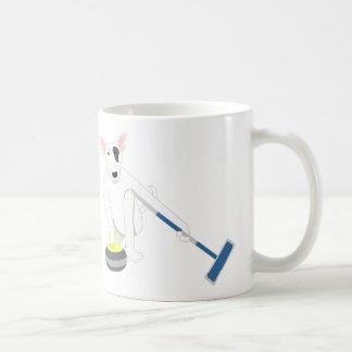 Englisches Bullterrier-Winden Kaffeetasse