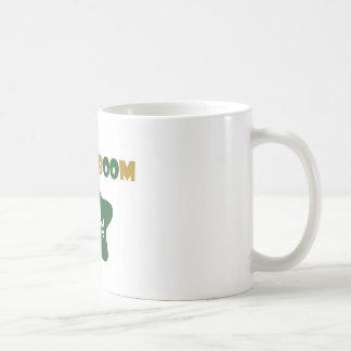 ENJOY CUP OF TEA BOOM BOOM Paksitan Cricket Kaffeetasse