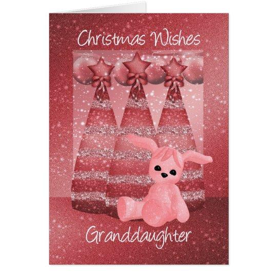 Enkelin-Schein-Weihnachtsgruß-Karten-Dämmerung Karte