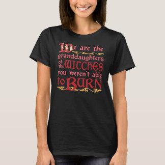 Enkelinnen der Hexen T-Shirt