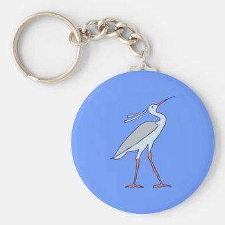 Ennu Ägypten Vogel egypt bird Standard Runder Schlüsselanhänger