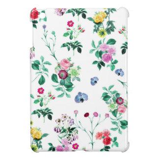 Ennui floral d'image coque iPad mini