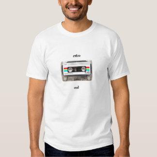 enregistreur à cassettes grand, rétro, cool t-shirts