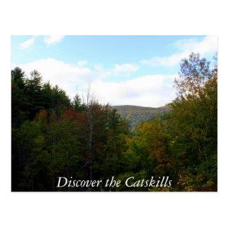 Entdecken Sie das Catskills 2 Postkarte