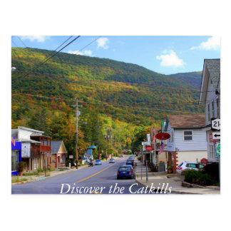 Entdecken Sie das Catskills 4 Postkarte