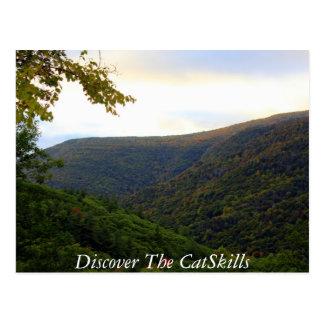 Entdecken Sie das Catskills Postkarte
