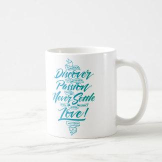 Entdecken Sie meine wahre Leidenschafts-Tasse im Kaffeetasse