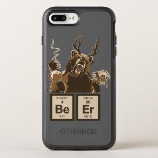 Entdecktes Bier der Chemie Bär OtterBox Symmetry iPhone 8 Plus/7 Plus Hülle