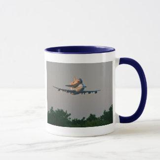 Entdeckungflyout-Tasse Tasse