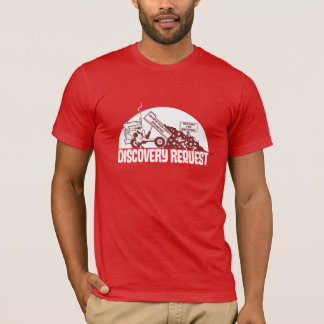 Entdeckungs-Antrag T-Shirt
