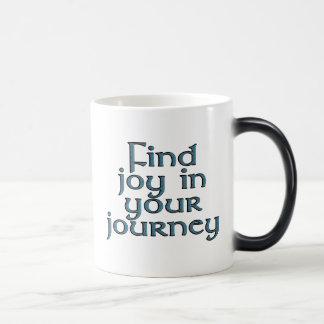 Entdeckungsfreude in Ihrer Reise Verwandlungstasse