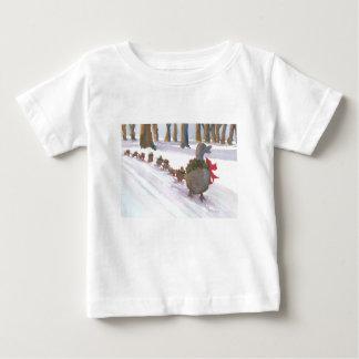 Enten in Boston allgemein während der Baby T-shirt