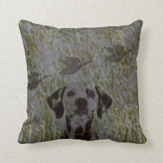 Enten-Jagd-HundeCamouflage Throwkissen Zierkissen