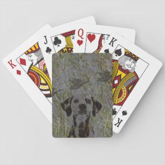 Enten-Jäger-Spielkarten Pokerkarten