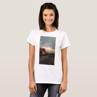 Entfernter Sturm T-Shirt