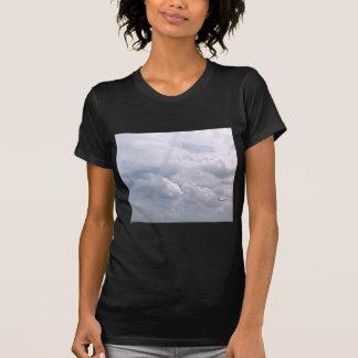 Entferntes Flugzeug T-Shirt