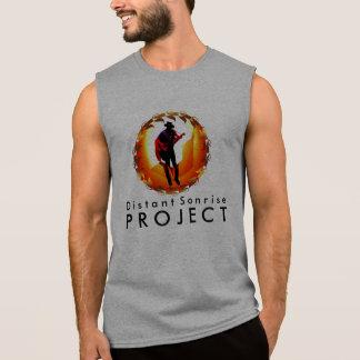 Entferntes Sonrise PROJEKT (die Abkürzung der Ärmelloses Shirt